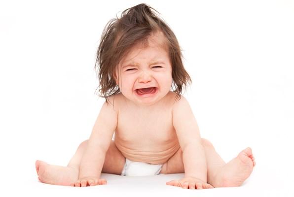 tips anak pantang letak menangis
