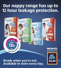 Mamia Exclusive to ALDI